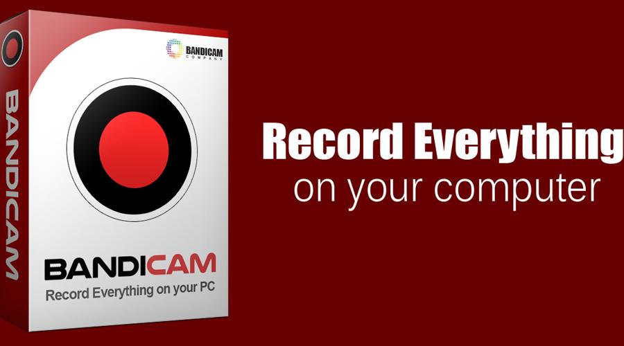 Download Bandicam quay phim, chụp ảnh màn hình máy tính