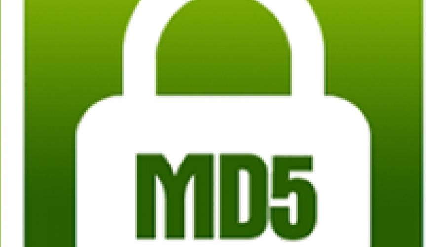 mã MD5