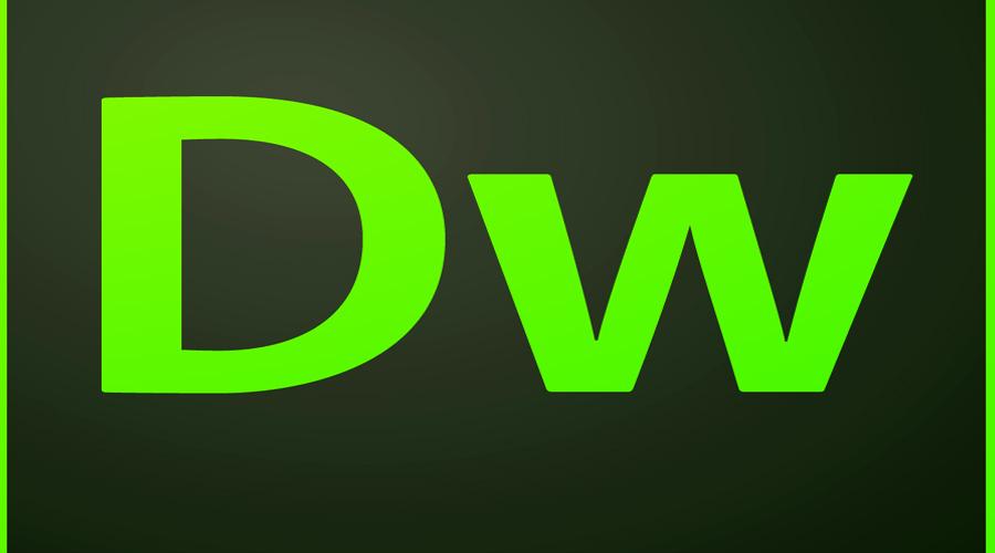 biểu tượng dreamweaver