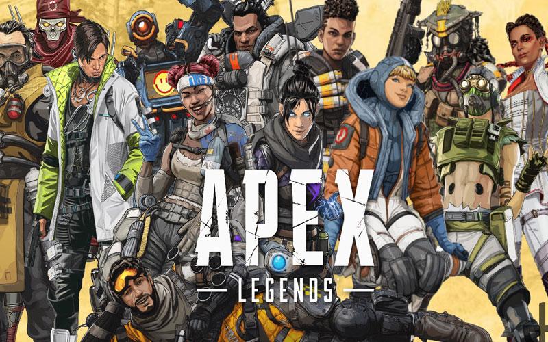 Tải Apex Legends game sinh tồn và bắn súng góc nhìn thứ nhất