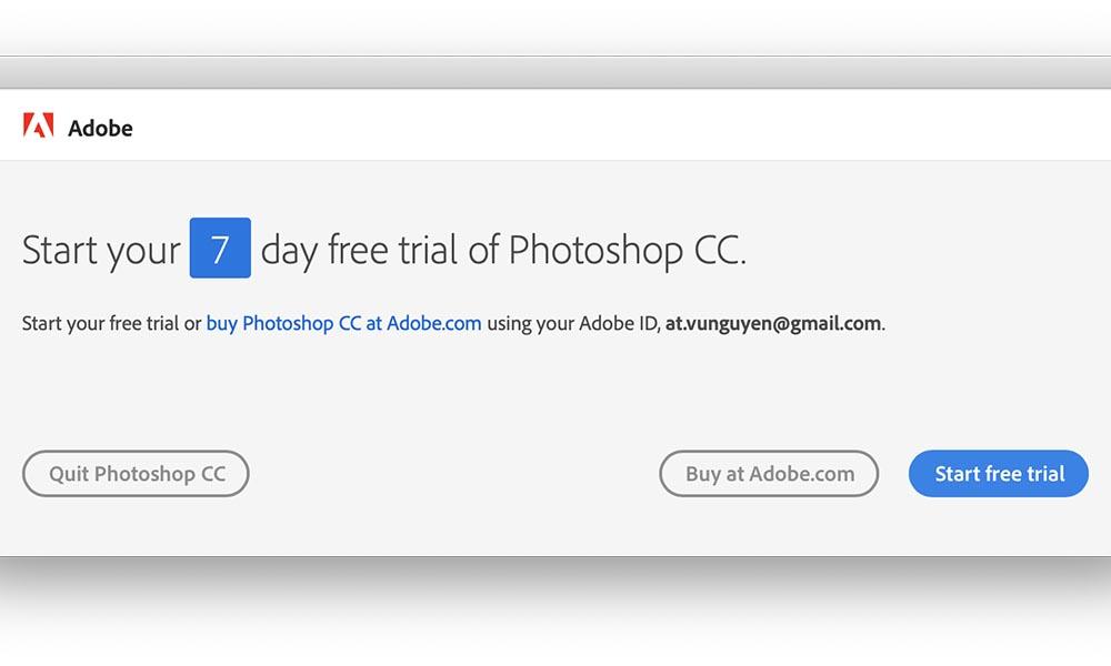 Lưu ý nhỏ sau khi cài đặt Photoshop cho Macbook M1 thành công
