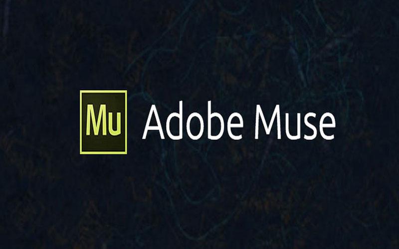 Dowload Adobe Muse công cụ tạo web không cần mã code tốt nhất