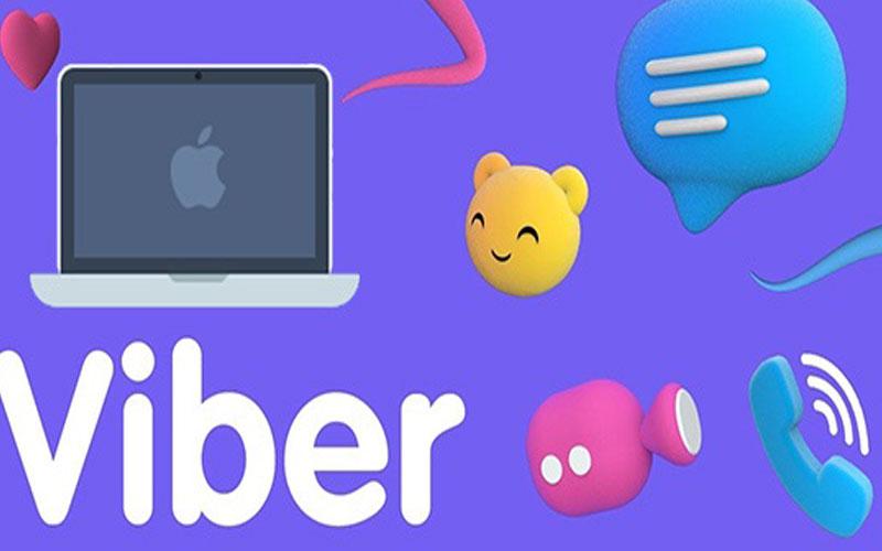 Download Viber ứng dụng nhắn tin miễn phí cho máy MAC